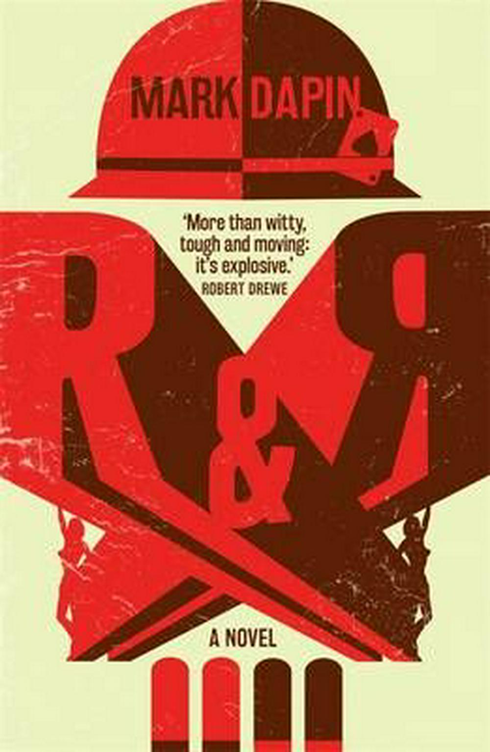 Cover Art for R&R, ISBN: 9780670078202
