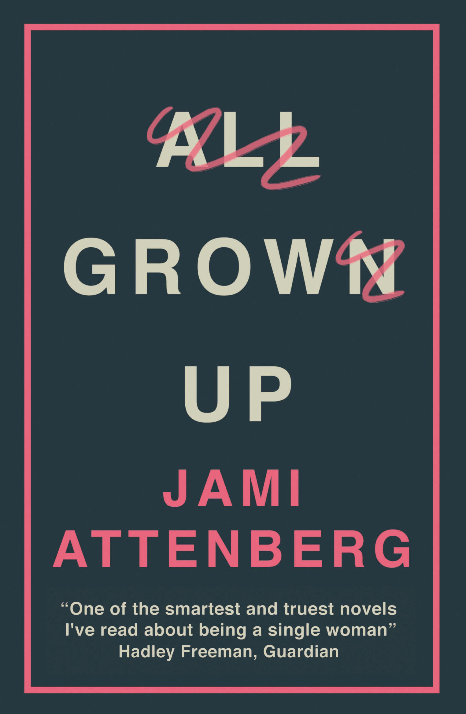 All Grown Up by Jami Attenberg, ISBN: 9781781257050