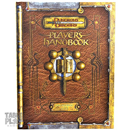 Dungeons & Dragons Player's Handbook: Core Rulebook I V.3.5
