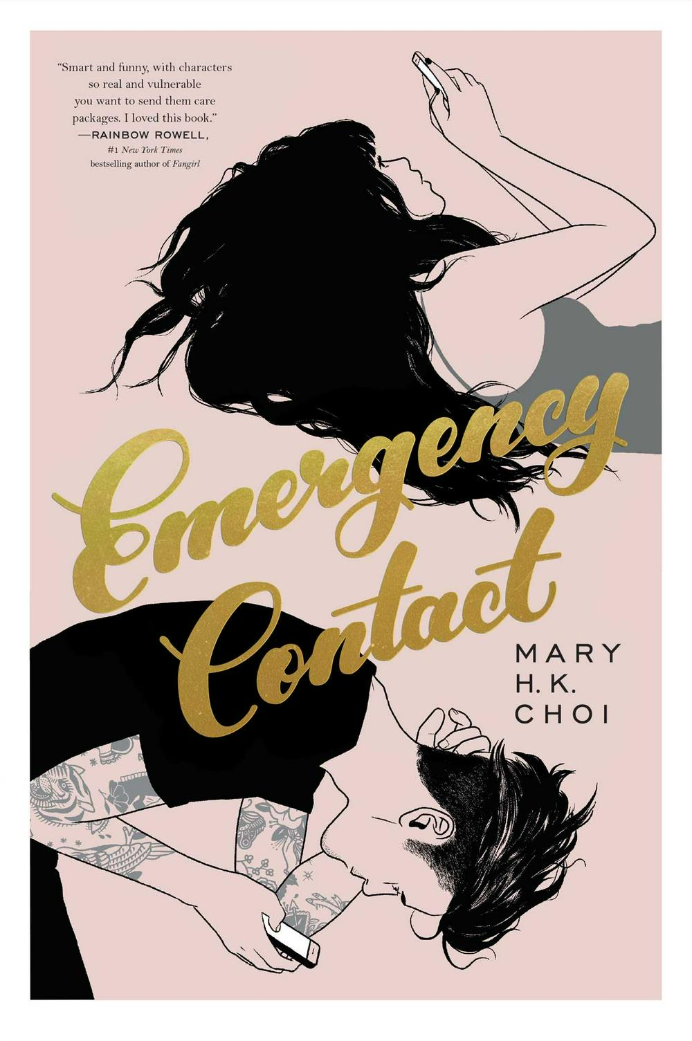 Emergency Contact by Mary H K Choi, ISBN: 9781534425934