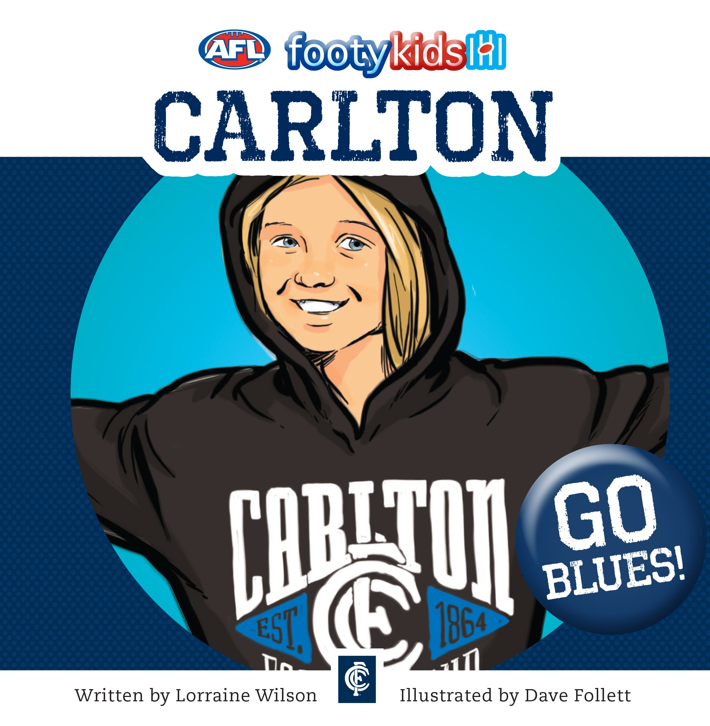 AFL: Footy Kids: Carlton