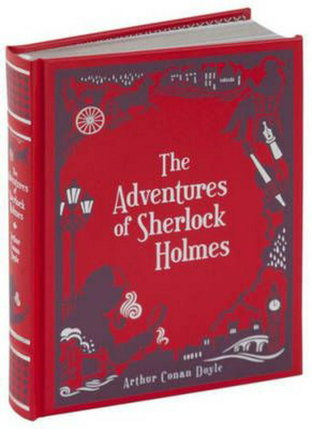 The Adventures of Sherlock Holmes (Barnes & Noble Leatherbound Children's Classics) by Arthur Conan Doyle, ISBN: 9781435148109