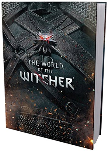 ARTBOOK THE WORLD OF THE WITCHER 3