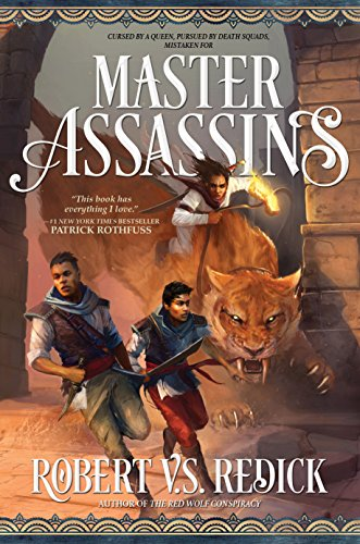 Master AssassinsThe Fire Sacraments, Book One