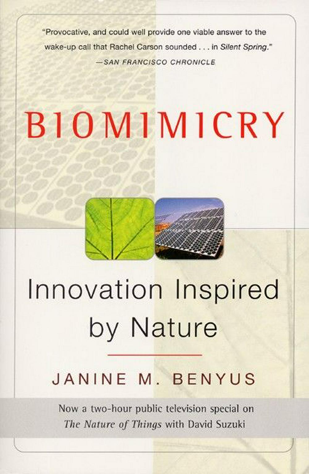 Biomimicry by Janine M. Benyus, ISBN: 9780060533229