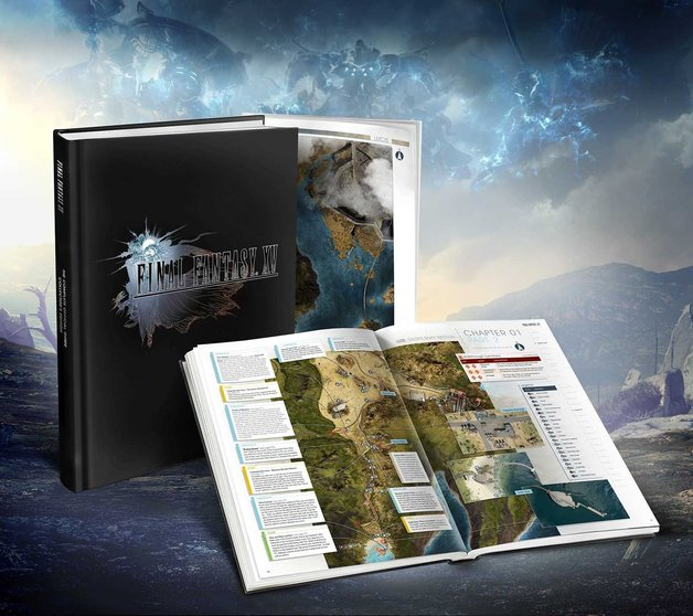 Final Fantasy XV: The Complete Official Guide Collector's Edition by Piggyback, ISBN: 9781908172983