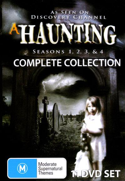 Cover Art for A Haunting: Seasons 1 - 4 (Complete Collection), ISBN: 9325626004845