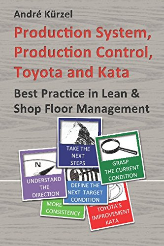 Production System, Production Control, Toyota and Kata: Best Practice in Lean & Shop Floor Management