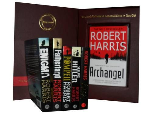 Robert Harris Collection: Ghost, Selling Hitler, Pompell, Archangel, Fatherland & Enigma