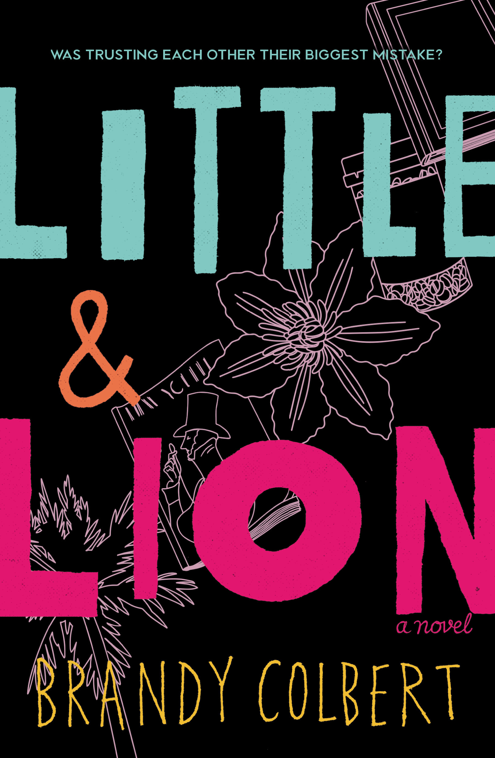 Little & Lion by Brandy Colbert, ISBN: 9780316349000
