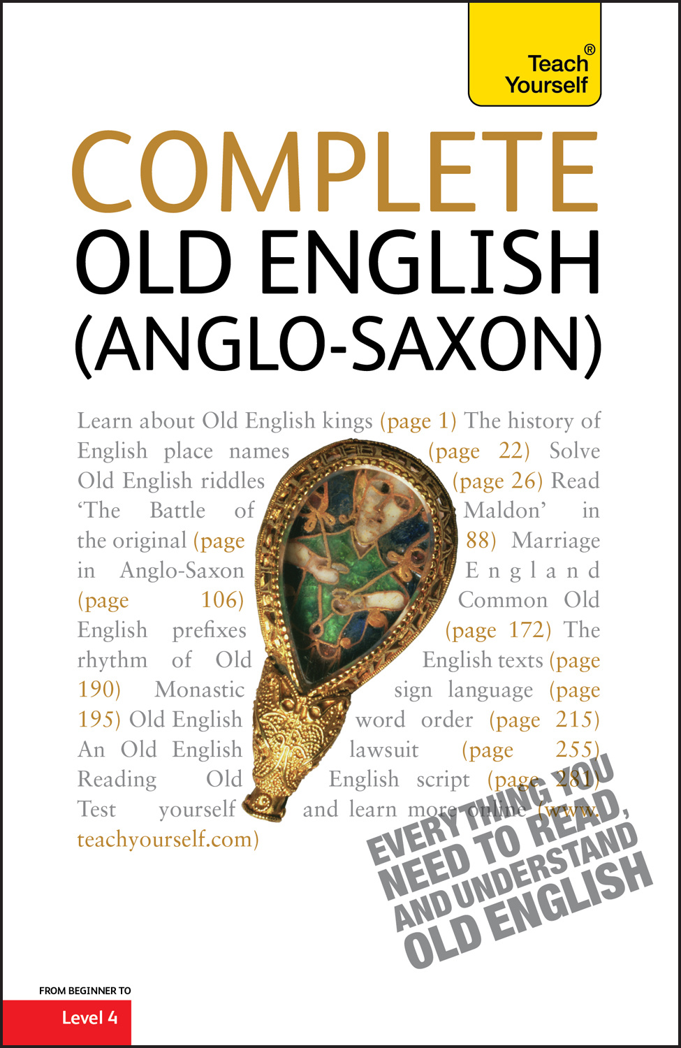 Teach Yourself Complete Old English (Anglo-Saxon)