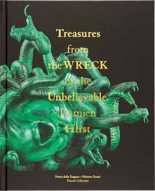 Damien HirstTreasures from the Wreck of the Unbelievable