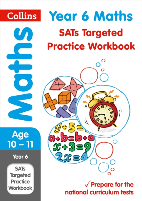 Year 6 Maths Targeted Practice Workbook