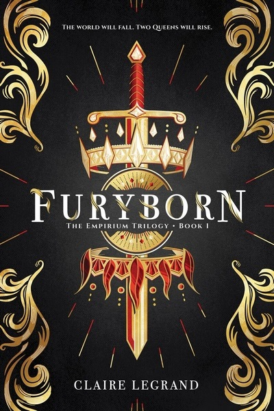 FurybornThe Empirium Trilogy Book 1