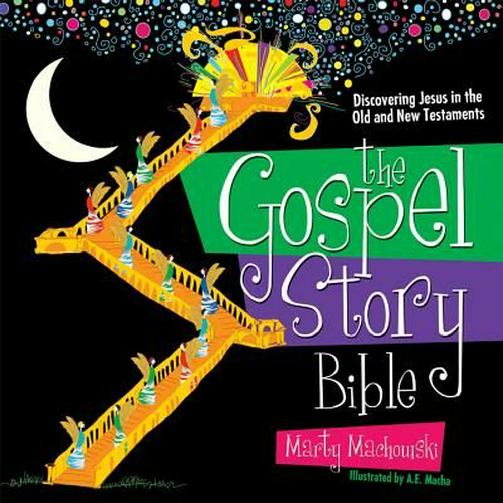 The Gospel Story Bible by Marty Machowski, ISBN: 9781936768127