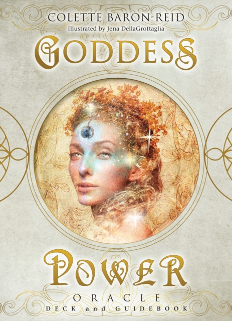 Goddess Power Oracle CardsA 52-Card Deck and Guidebook