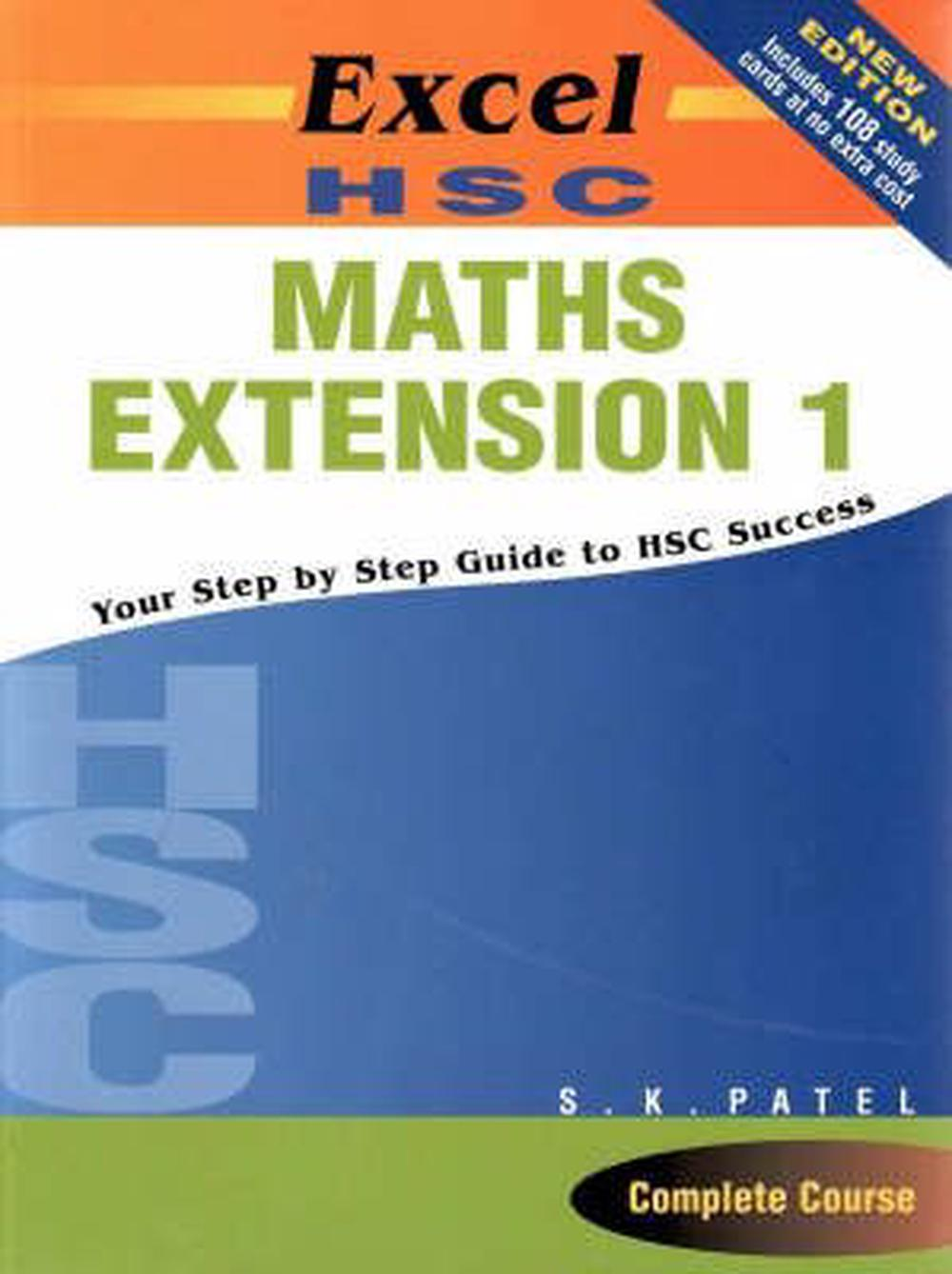 Excel HSC Maths Extension