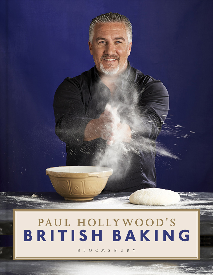 Paul Hollywood's British Baking by Paul Hollywood, ISBN: 9781408846483