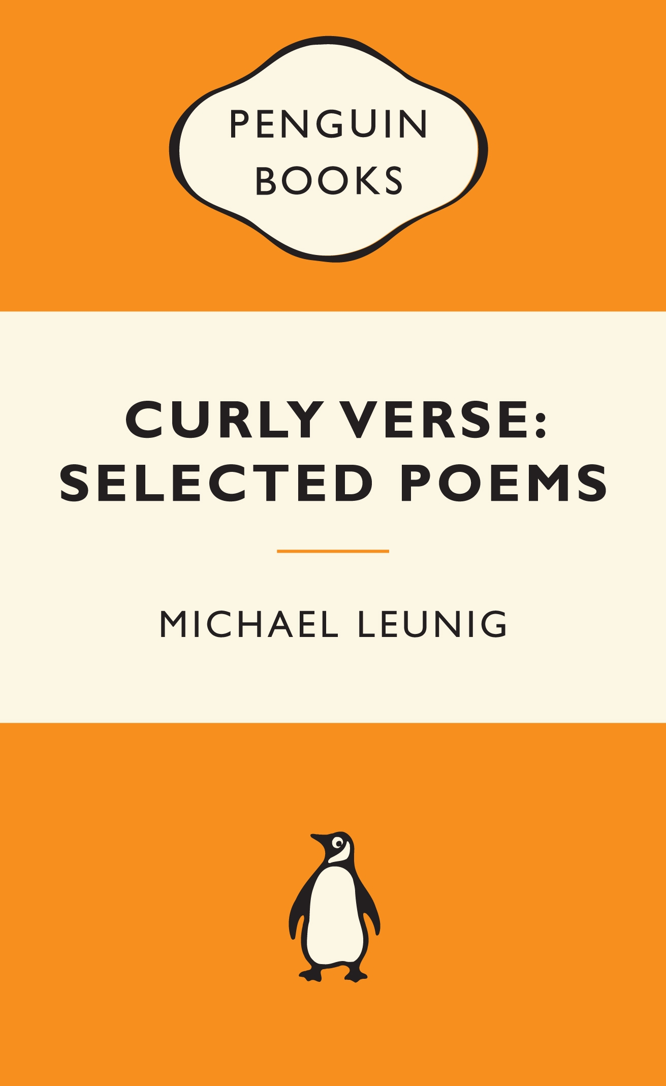Curly Verse: Selected Poems - Popular Penguins