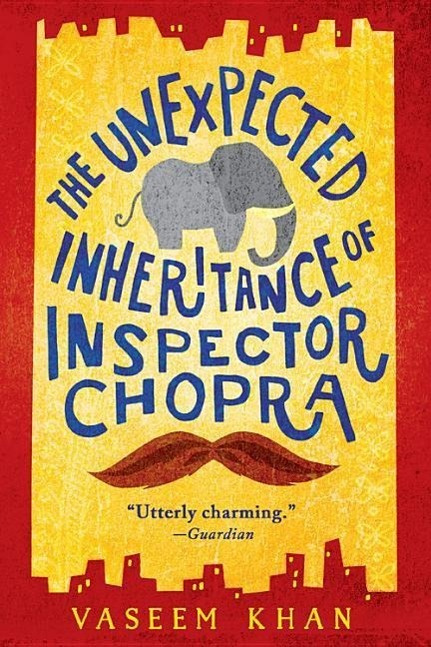 Cover Art for The Unexpected Inheritance of Inspector Chopra (Baby Ganesh Agency Investigation), ISBN: 9780316386821