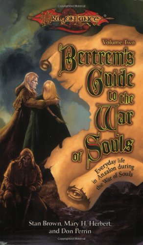 Bertrem's Guide to the War of Souls: V. 2 (Dragonlance)
