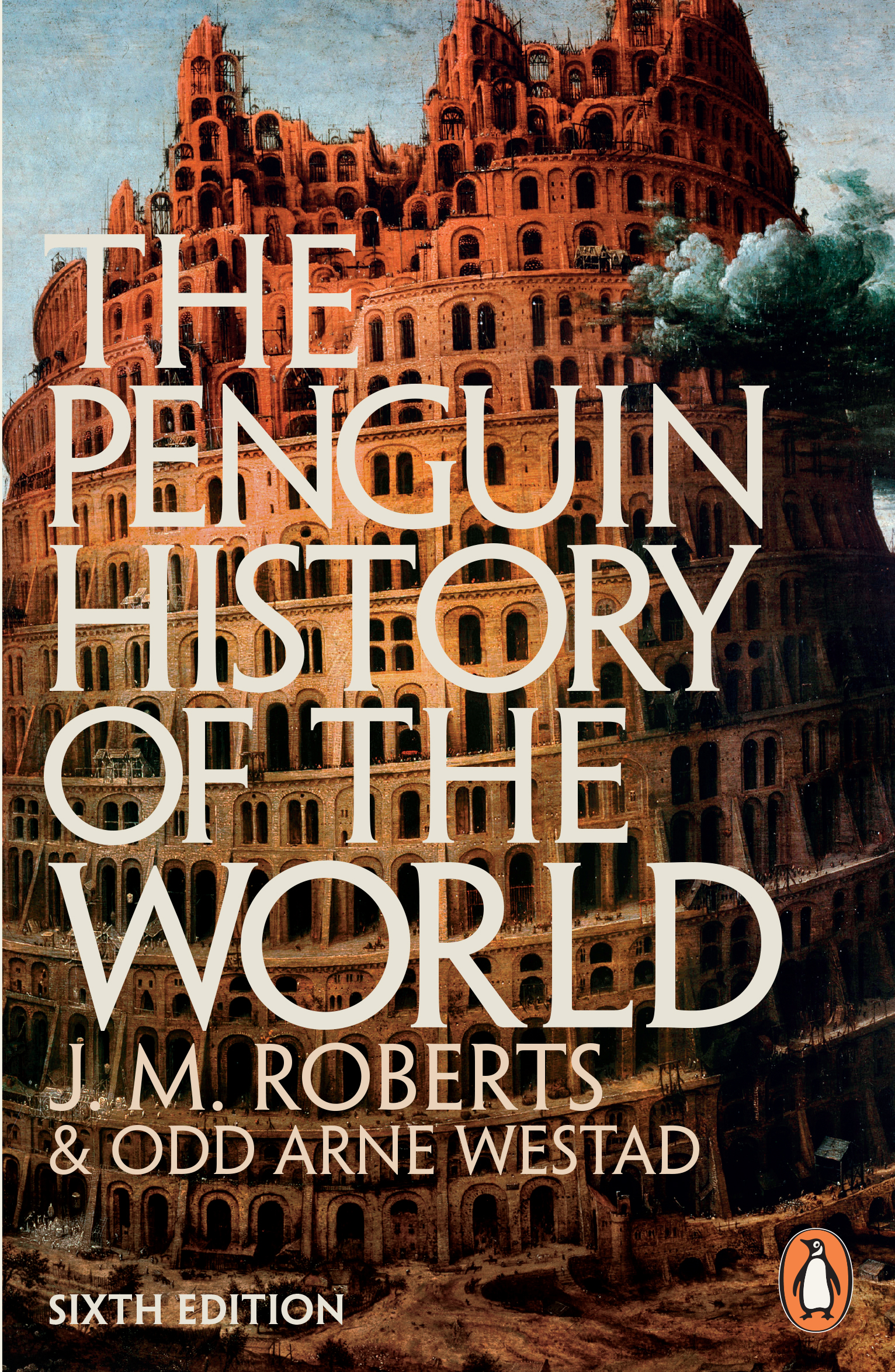 The Penguin History of the World by J. M. Roberts, ISBN: 9781846144431