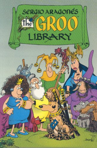 Sergio Aragones' the Groo Library