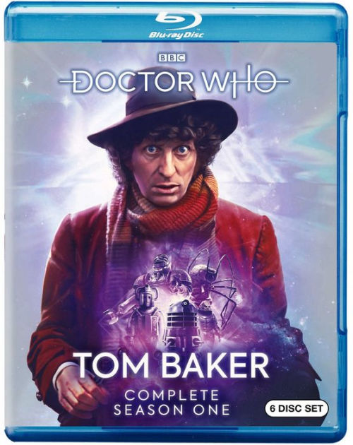 Doctor Who: Tom Baker Complete First Season [Blu-ray] by , ISBN: 0883929620111