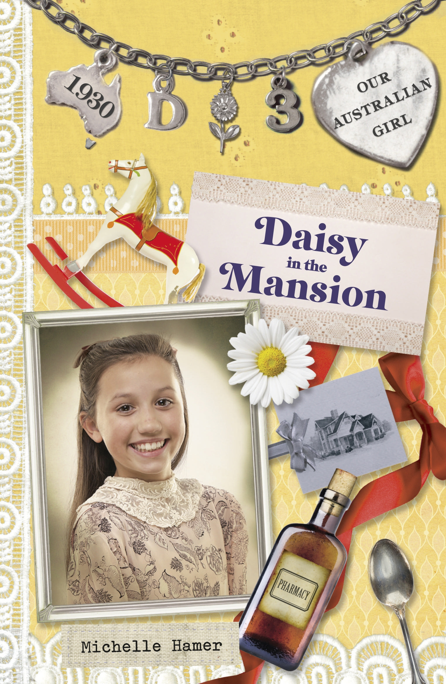 Our Australian Girl: Daisy in the Mansion (Book 3) (eBook)