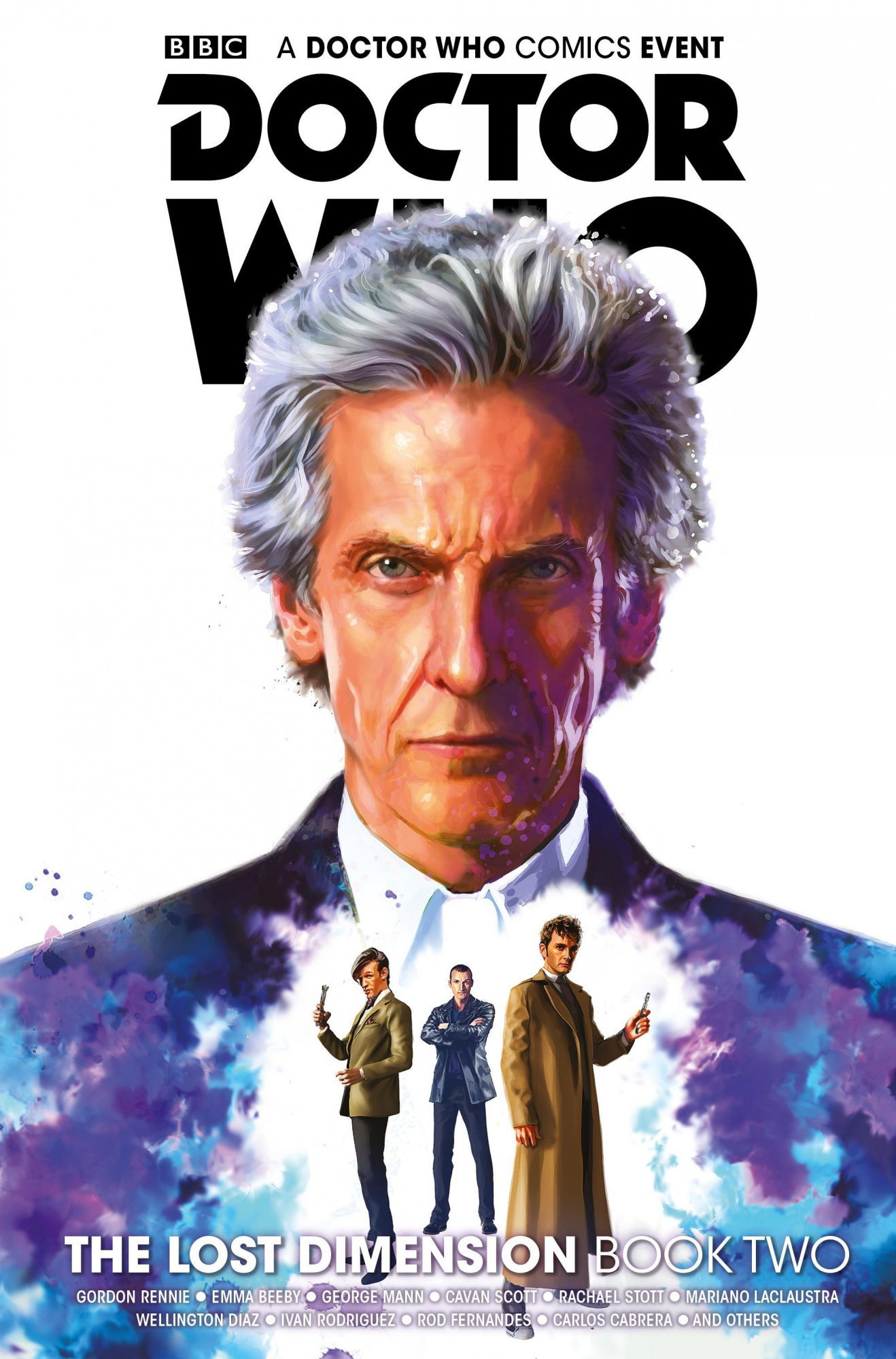Doctor Who: The Lost Dimension Volume 2 by Nick Abadzis, ISBN: 9781785863479
