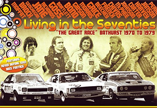 Bathurst - Living In The Seventies | Collector's Gift Set : Magic Moments Of Motorsport