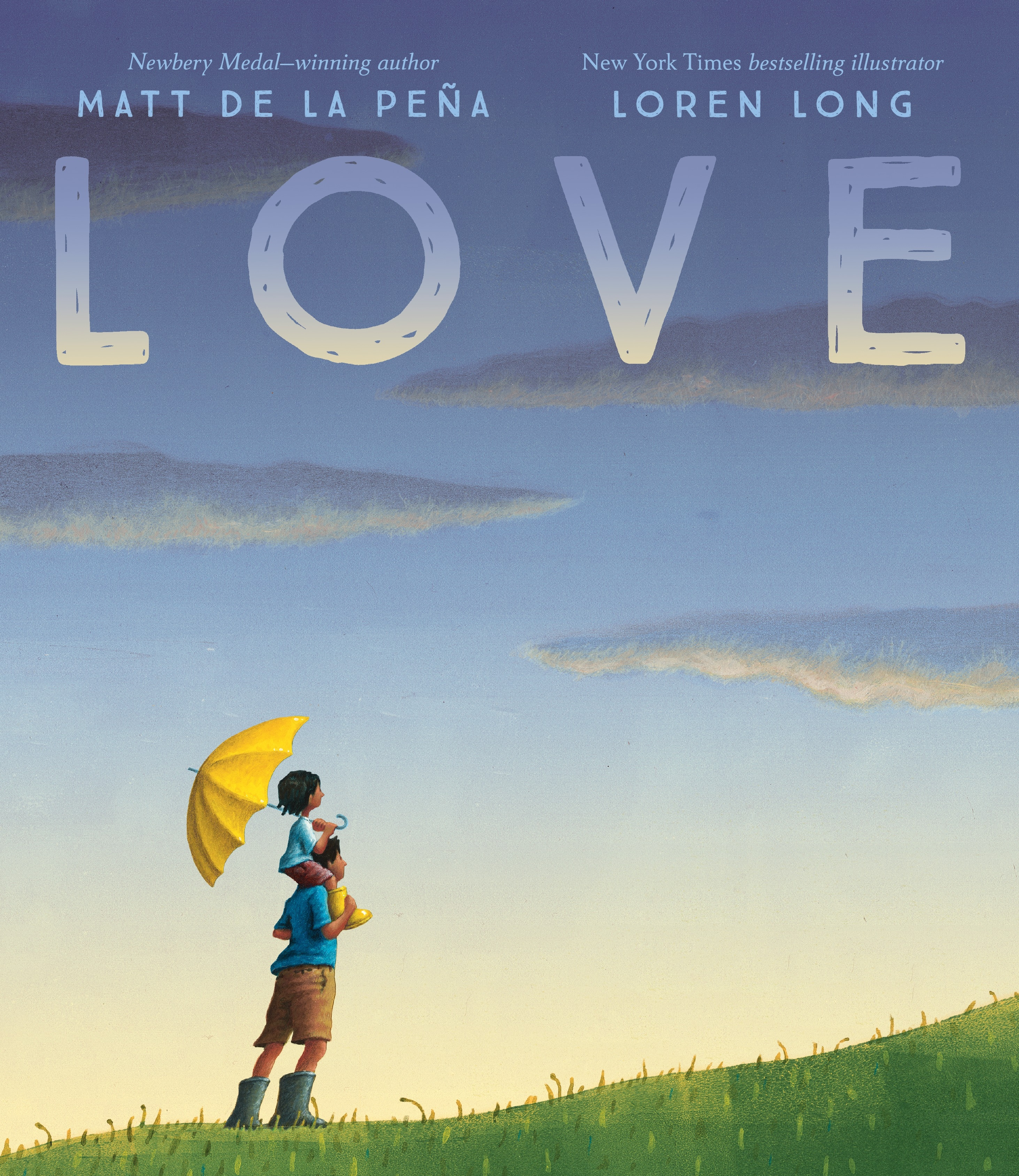 Love by Matt de la Peña, ISBN: 9781524740917