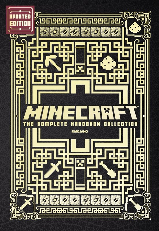 Minecraft: The Complete Handbook Collection (Updated Edition): An Official Mojang Book by Inc. Scholastic, ISBN: 9780545823289