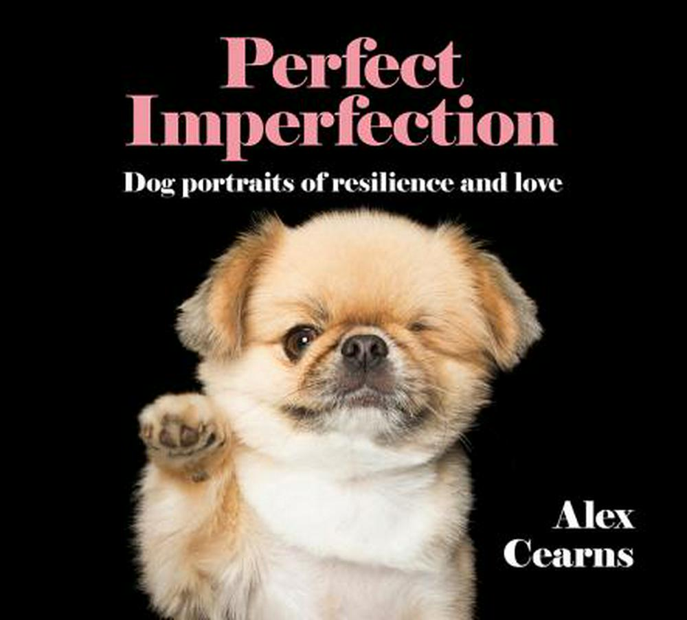Perfect ImperfectionDog Portraits Of Resilience And Love