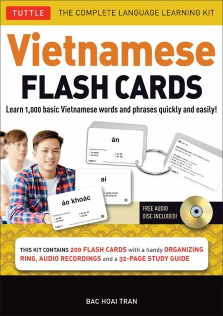 Vietnamese Flash CardsLearn 1,000 Basic Vietnamese Words and Phrases ...