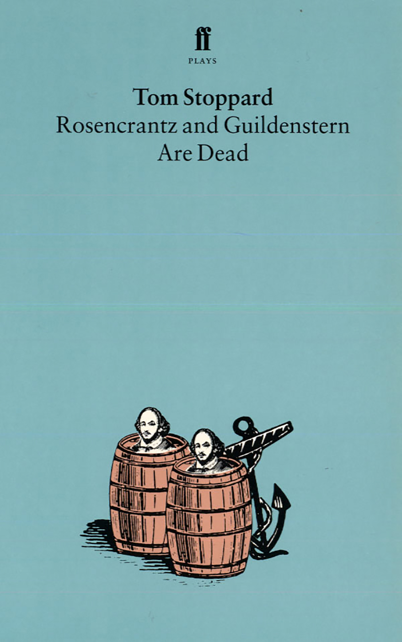 disortion in rosencrantz and guildenstern are dead by tom stoppard
