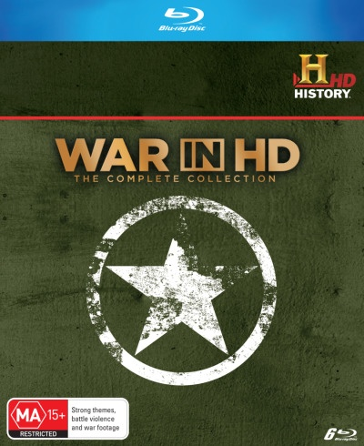War IN HD - The Complete Collection : Collector's Edition