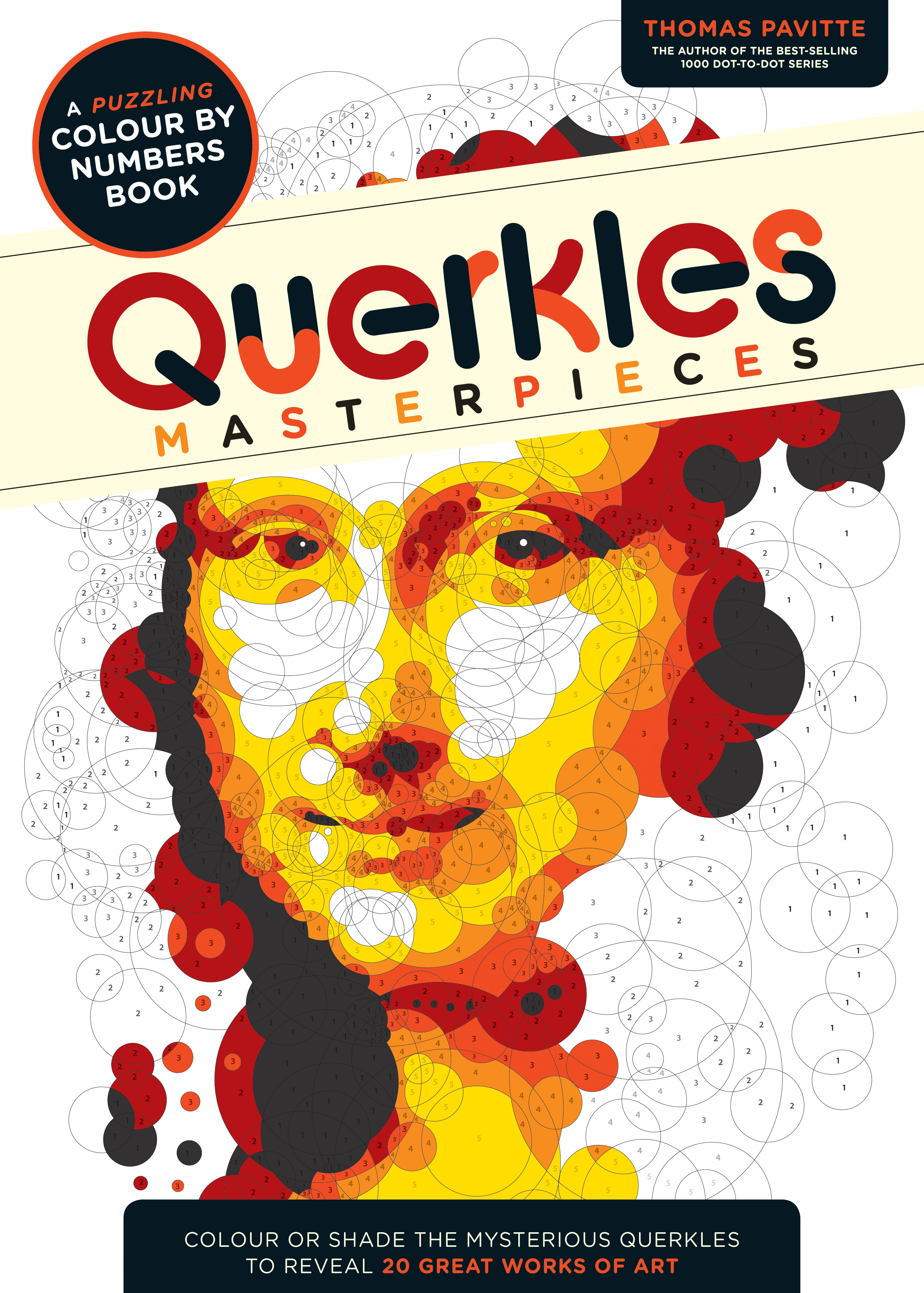 Cover Art for Querkles Masterpiece, ISBN: 9781781572412