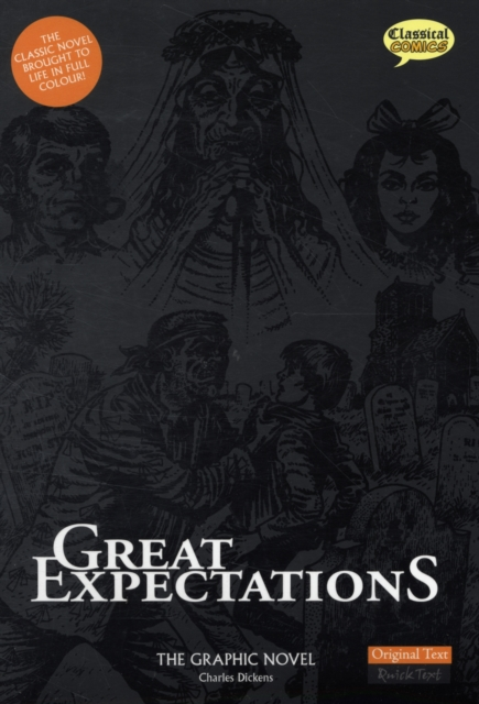 great expectations a character driven novel Hortly before he began to write great expectations, dickens wrote a fragment of an autobiography, which he kept to himselfa short time later he sorted through, re-read, and burnt many personal letters, and also re-read david copperfield, perhaps the most overtly autobiographical (in a psychological or a symbolic sense) of all his novels.