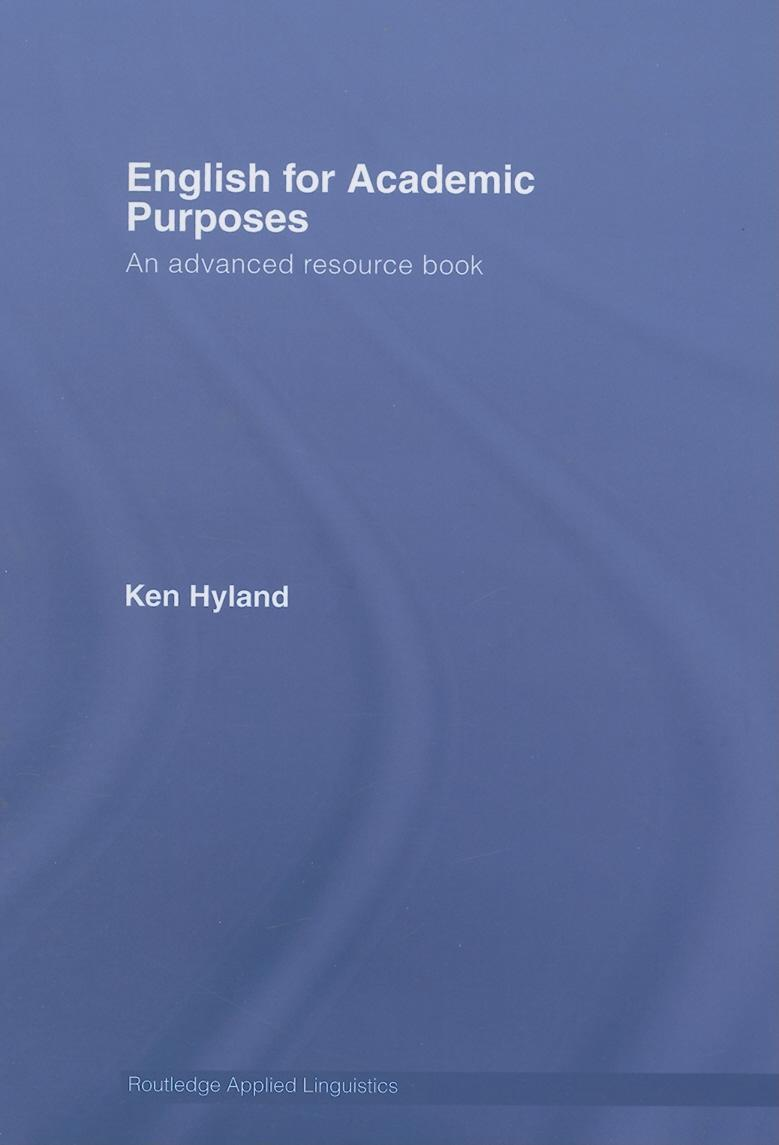 english for academic purposes English for academic purposes oxford handbooks for language teachers each title in the series is intended to serve both as a basis for training courses and seminars, and as a reference text.