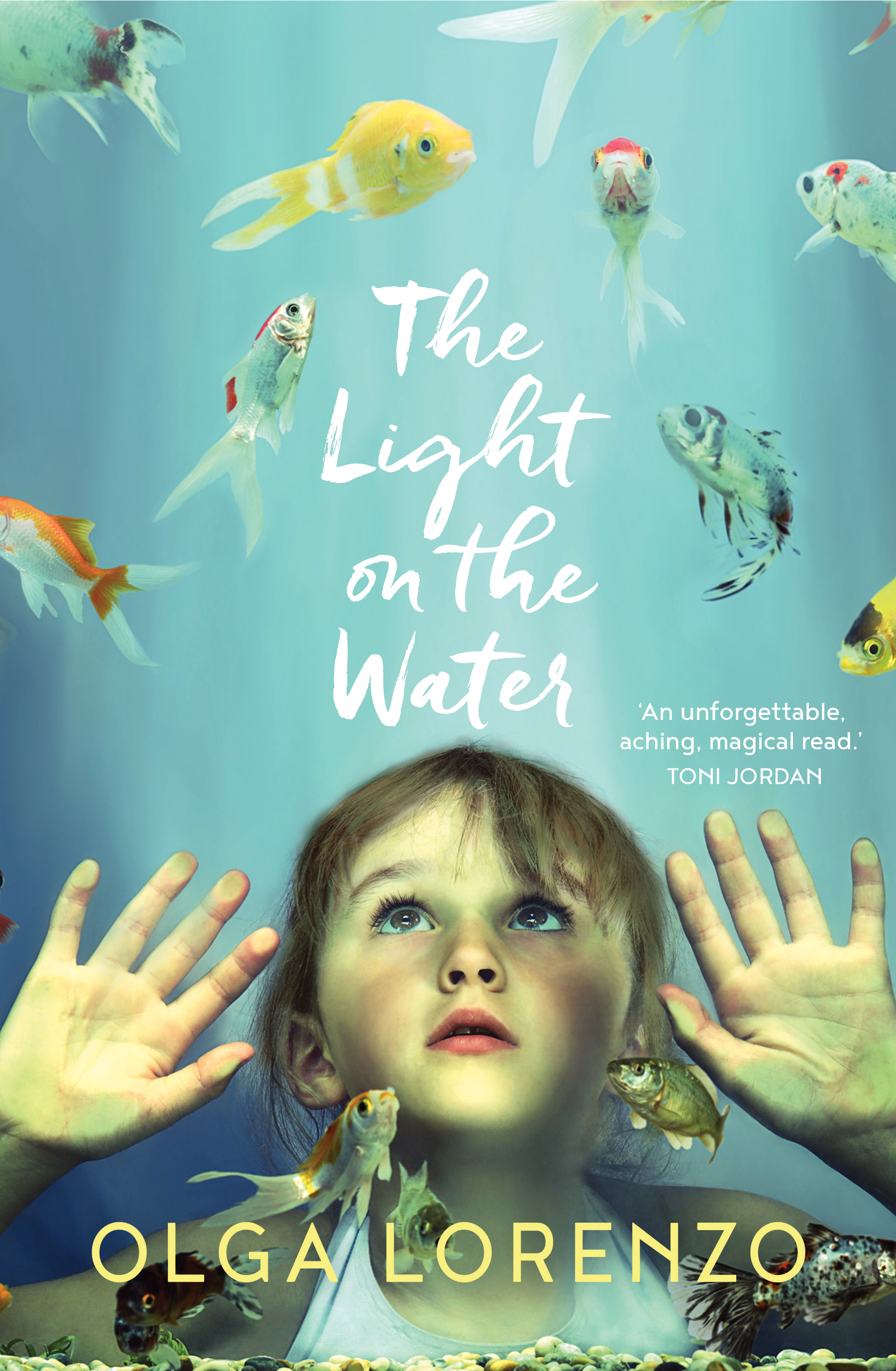 The Light on the Water by Olga Lorenzo, ISBN: 9781925266542