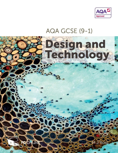 AQA GCSE (9-1) Design and Technology 8552 2017 by M. J. Ross, ISBN: 9781910523100