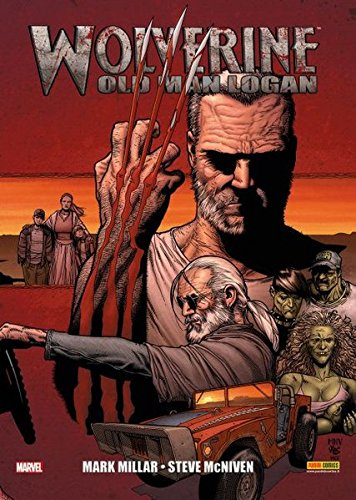 Wolverine: Old Man Logan Deluxe Edition