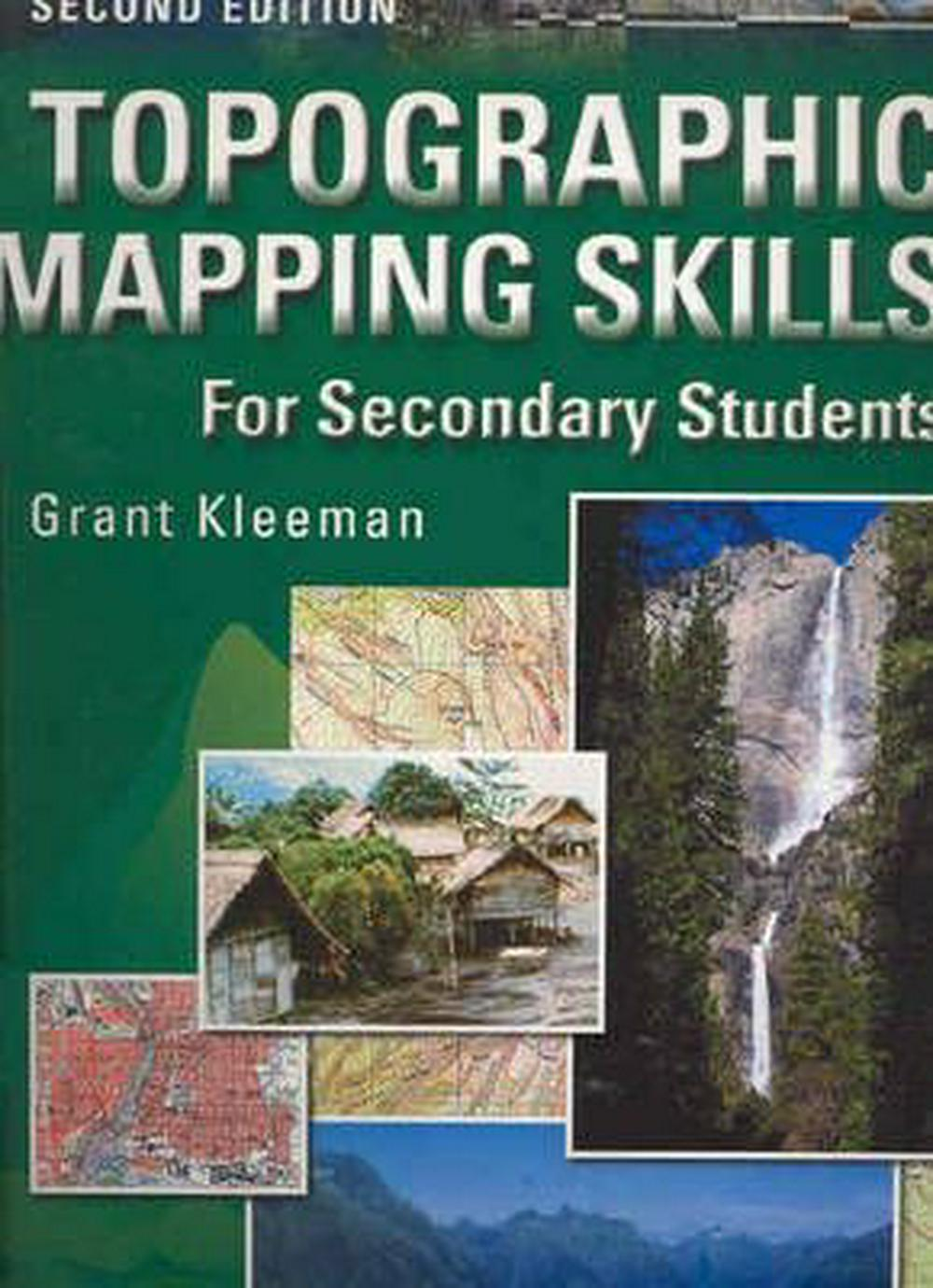 Topographic Mapping Skills for Secondary Students