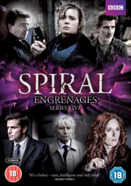 Spiral - Series 5 [DVD] by 2 Entertain, ISBN: 5051561040399