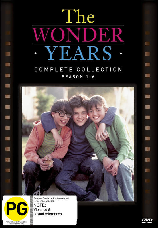 Wonder Years, The | Series Collection