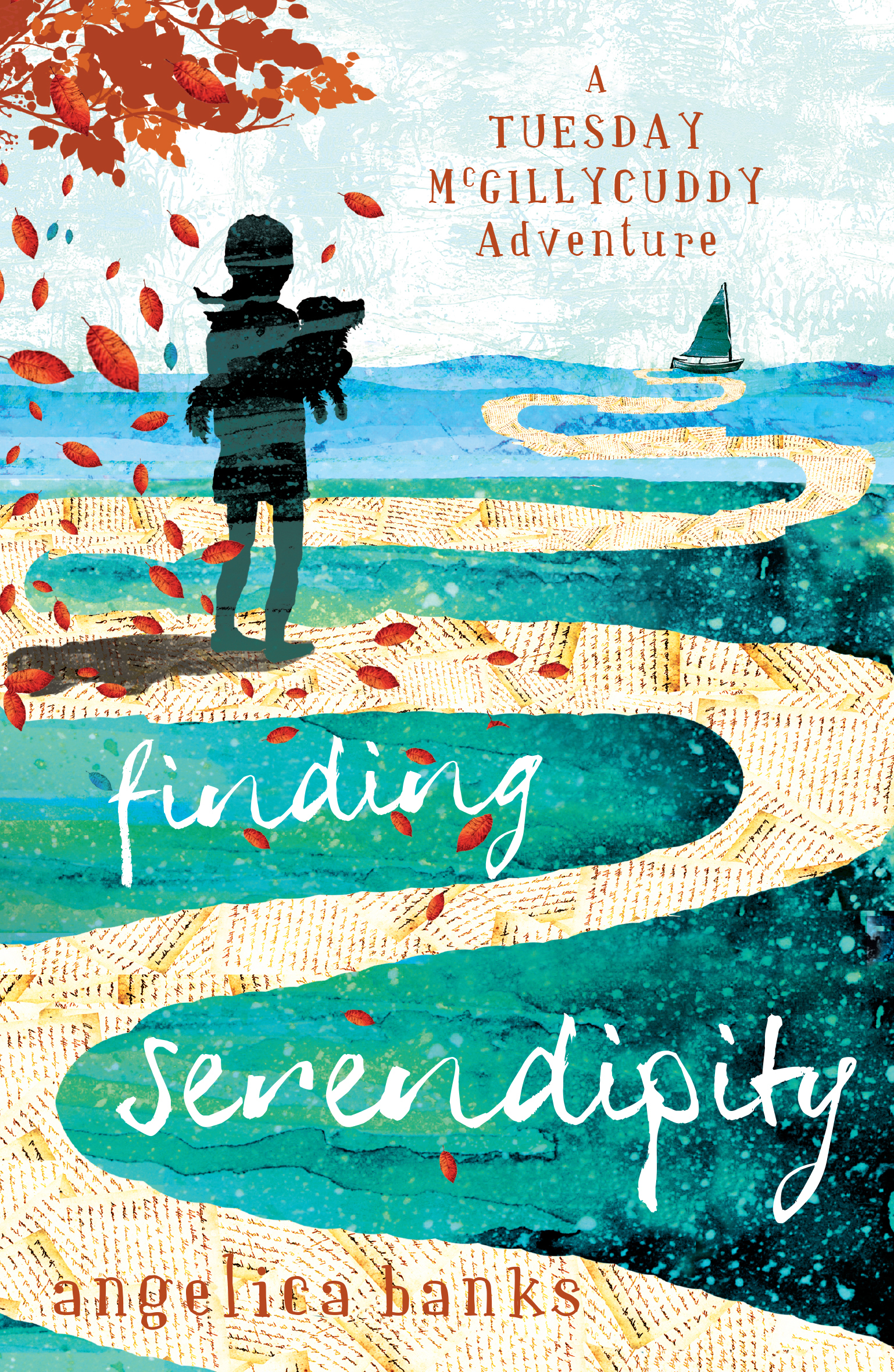 Finding Serendipity by Angelica Banks, ISBN: 9781743310311