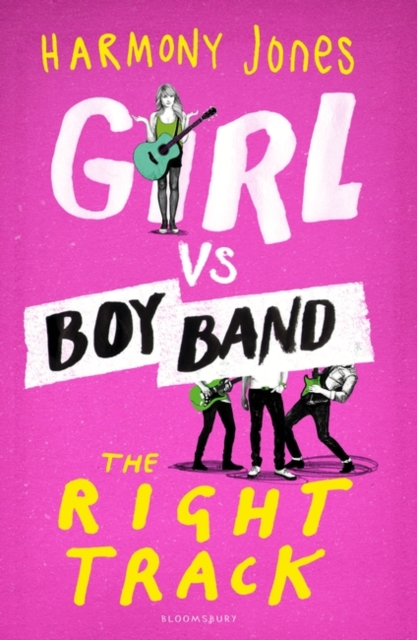 Girl vs. Boy BandThe Right Track