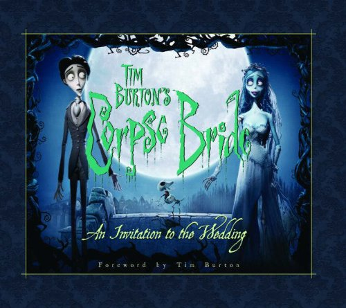 The Art of Tim Burton's Corpse Bride