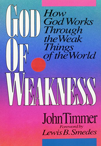 God of Weakness